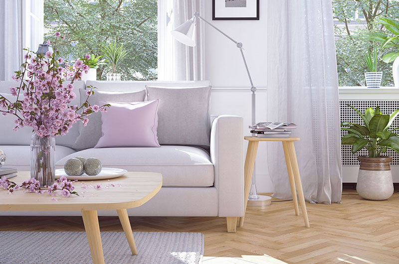 Home Staging Home Styling Entpersonalisierung Objektdarstellung
